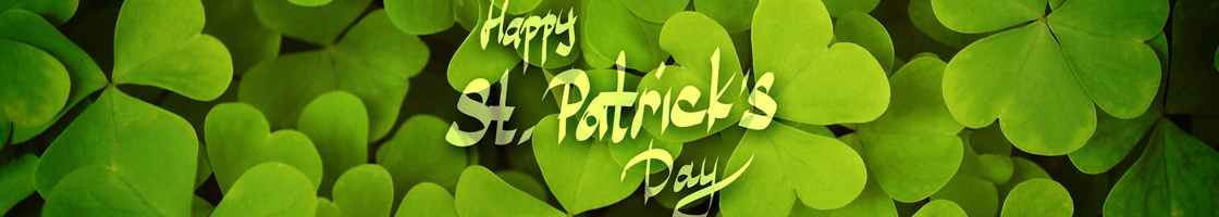What to buy on Saint Patrick's Day