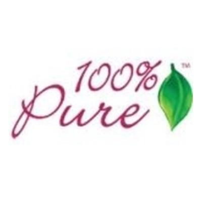 100 Percent Pure Vouchers