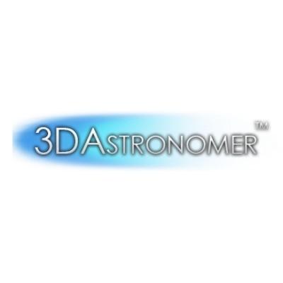 3D Astronomer Vouchers
