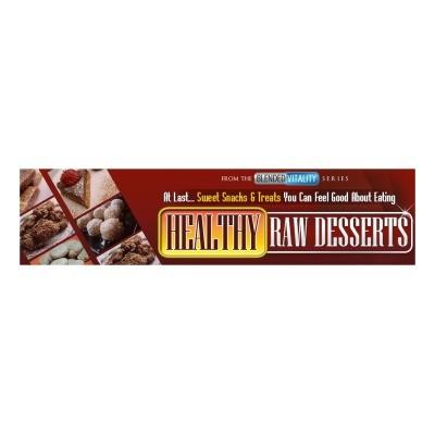 50 Raw Desserts Vouchers