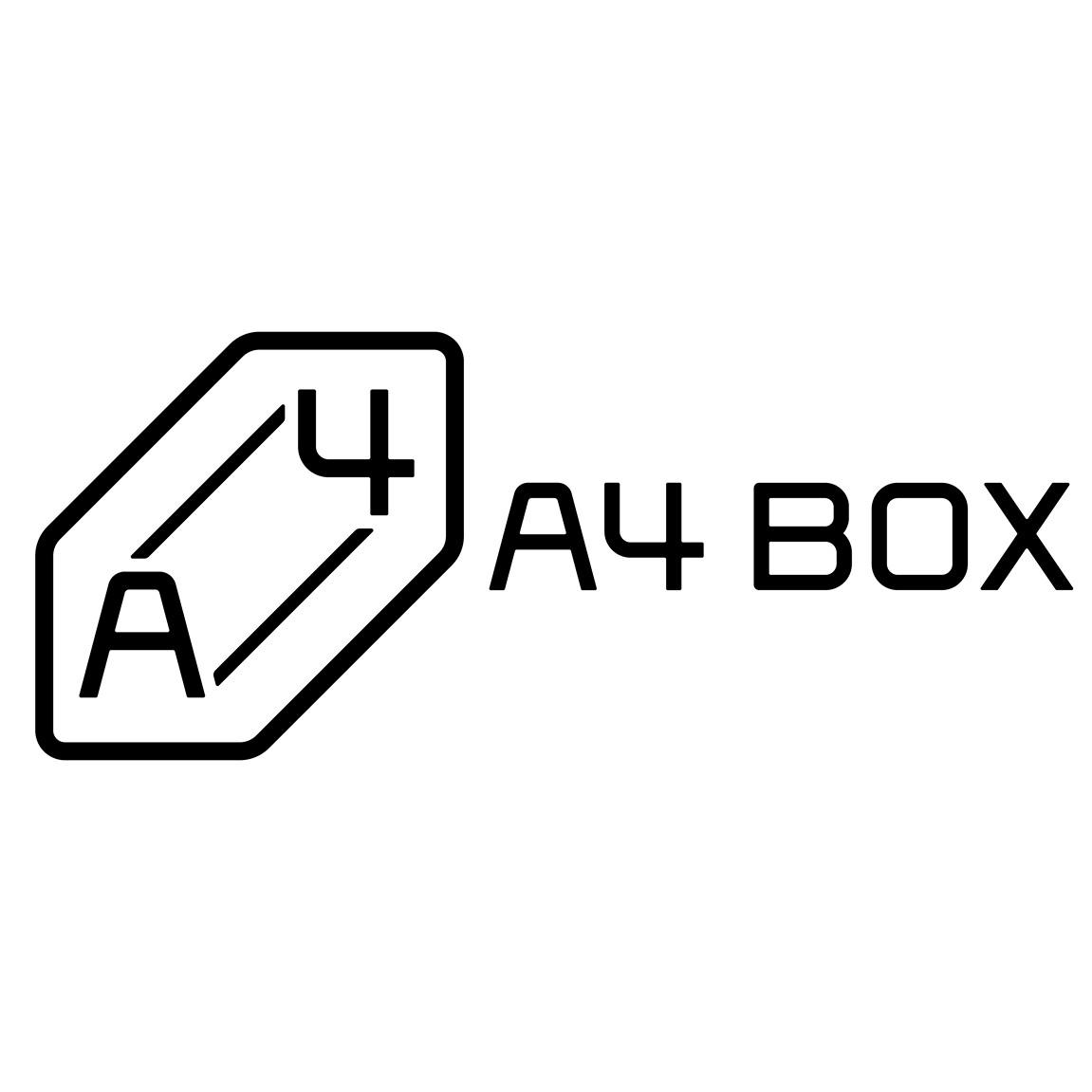 A4-BOX Logo