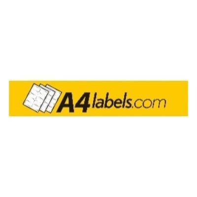 A4 Labels Vouchers