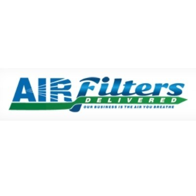 Air Filters Delivered Vouchers