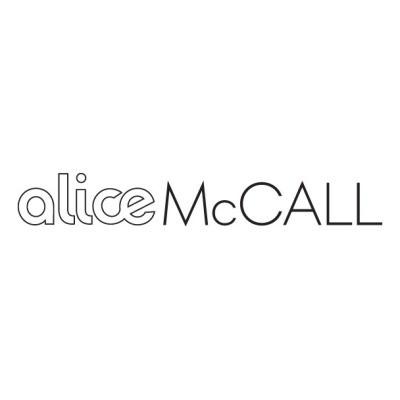 Alice McCall Vouchers