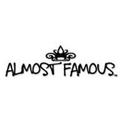 Almost Famous Vouchers