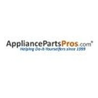 AppliancePartsPros Vouchers