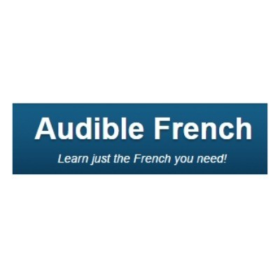 Audible French Vouchers