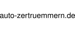 Auto-zertruemmern.de Logo