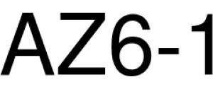 AZ6-1 Logo