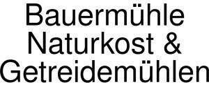 Bauermühle Naturkost & Getreidemühlen Logo
