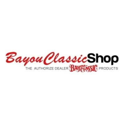 Bayou Classic Shop Vouchers