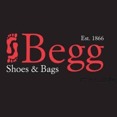 Begg Shoes Vouchers