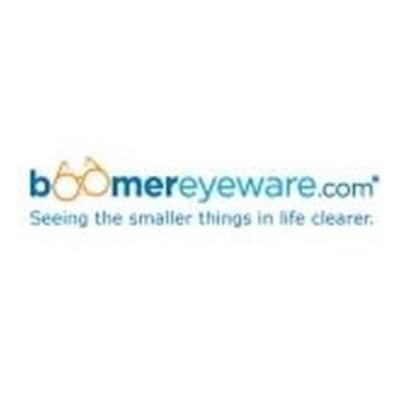 Boomer Eyeware Vouchers