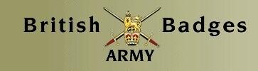 British Army Badges Vouchers