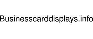 Businesscarddisplays.info Logo