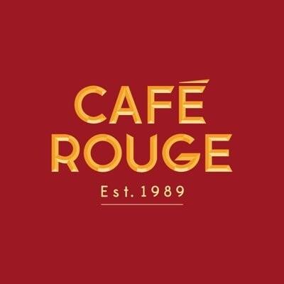Café Rouge Vouchers