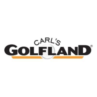 Carl's Golfland Vouchers