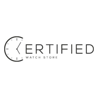 Certified Watch Store Vouchers