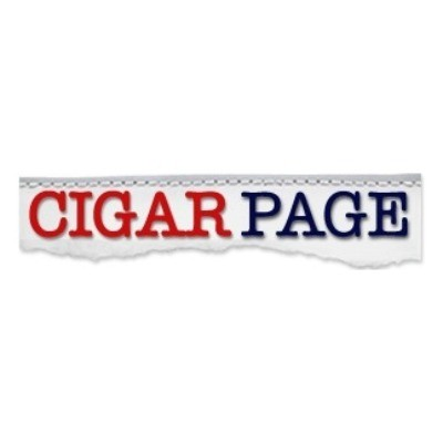 CigarPage Vouchers