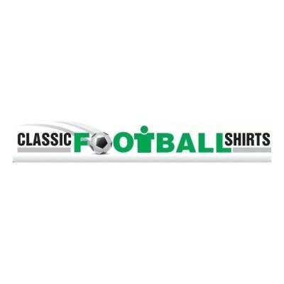 Classic Football Shirts Vouchers