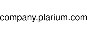 Company.plarium Logo