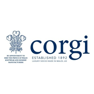 Corgi Socks Vouchers