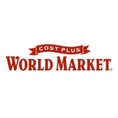 Cost Plus World Market Vouchers