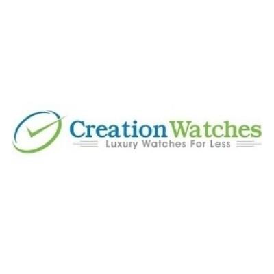 25% Off CreationWatches Voucher Codes & Discount Codes