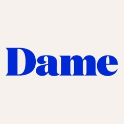 Dame Products Vouchers
