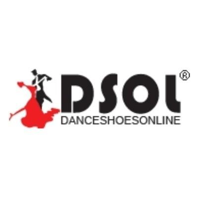 Dance Shoes Online Logo