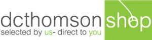 DC Thomson Shop Vouchers