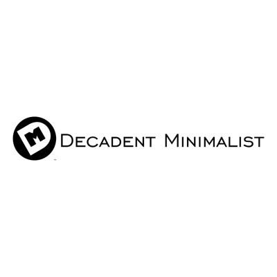Decadent Minimalist Vouchers