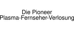 Die Pioneer Plasma-Fernseher-Verlosung Logo