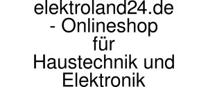 Elektroland24.de - Onlineshop Für Haustechnik Und Elektronik Logo