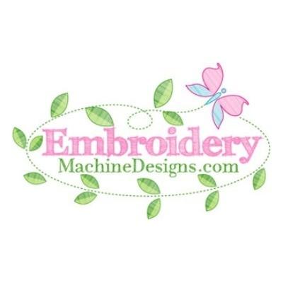 Embroidery Machine Designs Vouchers