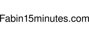 Fabin15minutes Logo