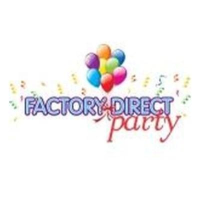 Factory Direct Party Vouchers