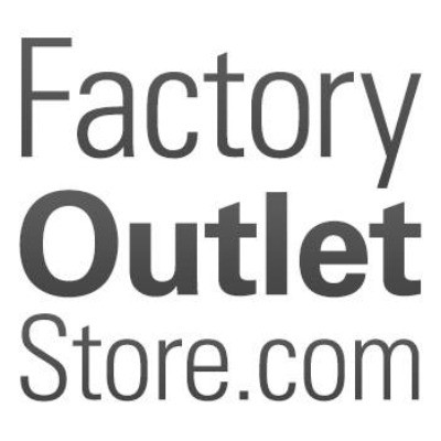 Factory Outlet Store Vouchers
