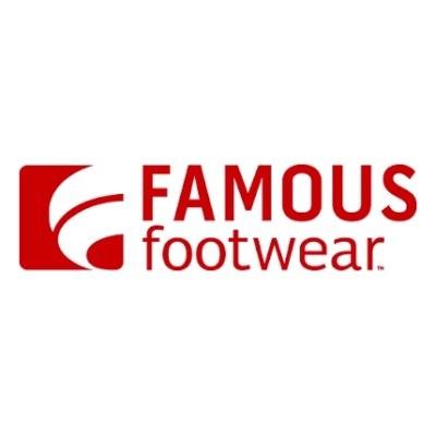 Famous Footwear Vouchers