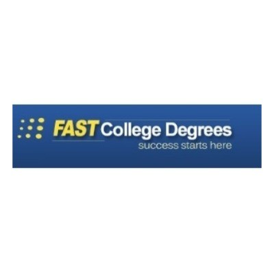 Fast Degrees Online Vouchers