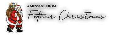 Father Christmas Letters Vouchers