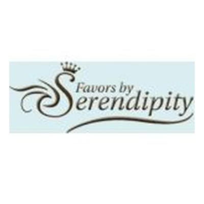Favors By Serendipity Logo