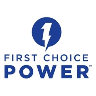 First Choice Power Vouchers
