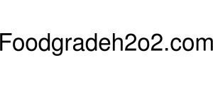 Foodgradeh2o2 Logo