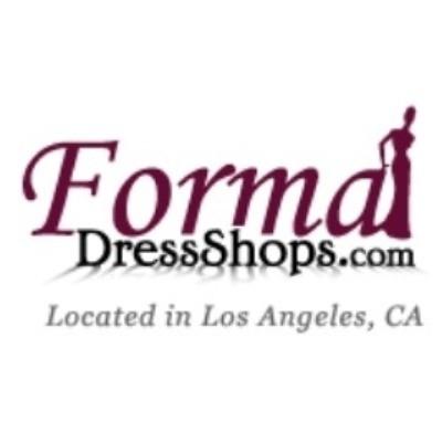 Formal Dress Shops Vouchers