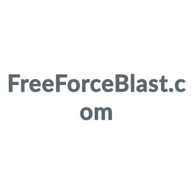 FreeForceBlast Vouchers