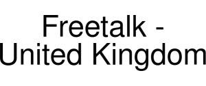 Freetalk - United Kingdom Logo