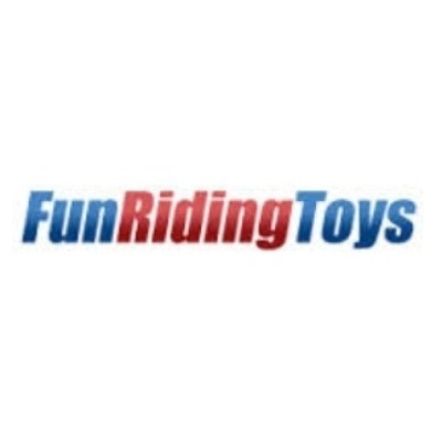 Fun Riding Toys Vouchers