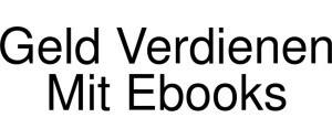 Geld Verdienen Mit Ebooks Logo