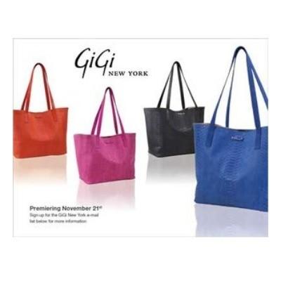 GiGi New York Vouchers
